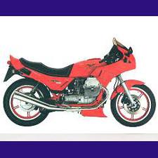 1000 Le Mans 4 type VV 1984/1993