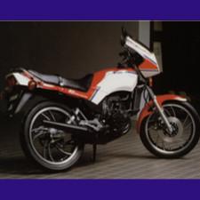 125 RDLC type 10W 1982/1983
