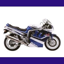 1100 GSXR type GV73D 1991/1992