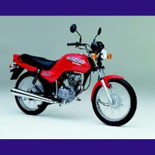 125 CG type JC18 1992/1997