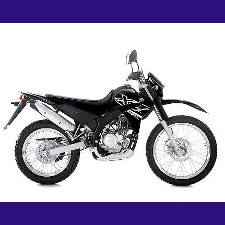 125 XT-R type 7401A/E/G 2005/2008