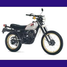 250 XT 1980/1992