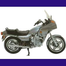 500 GL Silverwing    type PC02      1980/1983
