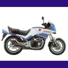 GSX 550 type GN71D 1984/1985