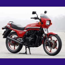 550 GPZ     type KZ550 h1/KZ550h2   1982/1983