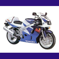 600 GSXR type JS1AD 1997/2000