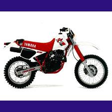 600 TT type 59X 1985/1995