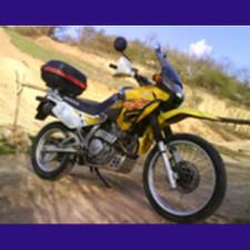 NX 650 Dominator type RD08 1996/2000