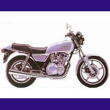 650 GS GT 1982/1983