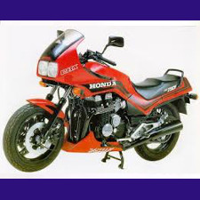 750 CBX F  type RC17  1985/1987