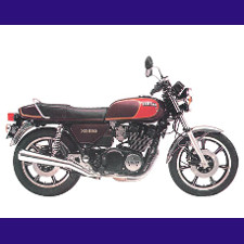 850 XS 1980/1982