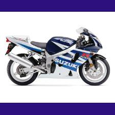 600 GSXR type JS1BG 2000/2003
