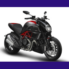 1200 DIAVEL type G100AA/G101AA 2011