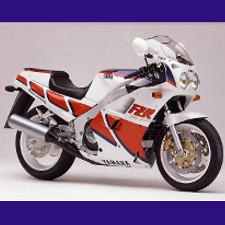 1000 FZR    type 2LE    1987/1988