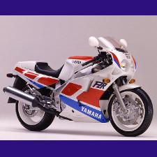 1000 FZR   type 3LF  1989/1990