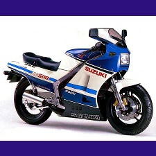 500 RG type HM31A 1985/1987