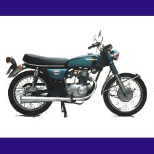 125 CB (K5) 1972/1975