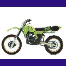 250 KX 1980/1986
