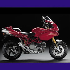 1100 Multistrada type A109AA 2007/2009