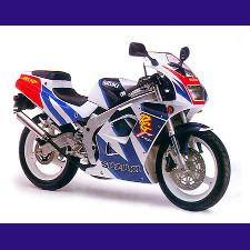 125 RG type NF13B 1992-1994