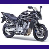 FZS 1000 FAZER type RN061/066/141 2001-2005