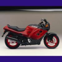 1000 CBR  type SC21   1987/1988