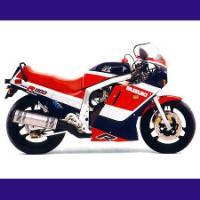 1100 GSXR  type GU74C   1986/1988