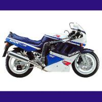 1100 GSXR  type GV73D   1989/1990