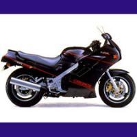 1100 GSXF   type GV72A à GV72C   1988/1993