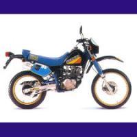 125 DR S type SF43B 1985/1993
