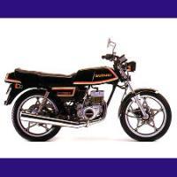 X4 125 GT 1980-1982