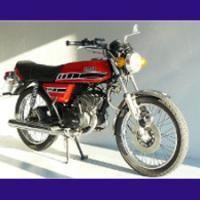 125 RDX  type 1E7  1976/1980