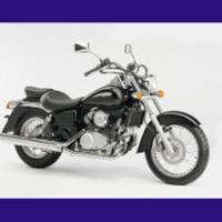 VT 125 Shadow  type JC29A et JC31A   1999/2007