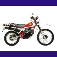 125 XLR type JD04 1982/1988