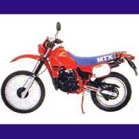 MTX 200 R   type MD07  1983/1987