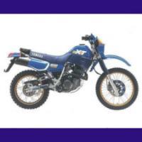 600 XT type 2KF  1987/1988