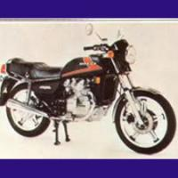 CX 400  type NC05 et NC06   1979/1982