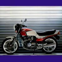 400 CBX    type NC07    1982/1983