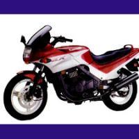 500 GPZ    type EX500A   1987/1993