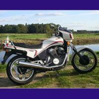 VT 500 E type PC11 1985/1986