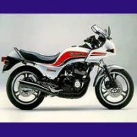 550 GPZ type ZX550A 1984/1986