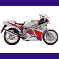 600 FZR type 3HE 1989/1991
