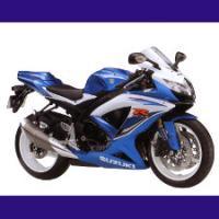 600 GSXR type CV111/CV211 2008/2010