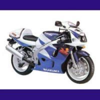 600 GSXR type JS1AD 1997/2000