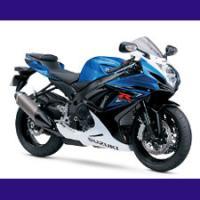 600 GSXR type C3111/C3211 2011/2014
