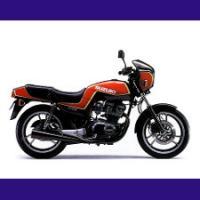 GSX 400 E type GK53C 1982/1987