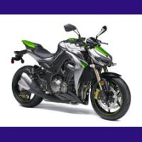Z 1000 ABS type ZRT00FGA 2014/2016