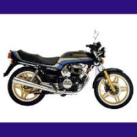 CB 400 N type CB400N 1979/1982