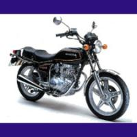 CM 400 T type NC01 1979/1981