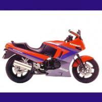 GPX 600 R type ZX600C 1988/1989